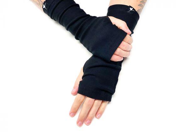 Flipside Hand Warmers in Black