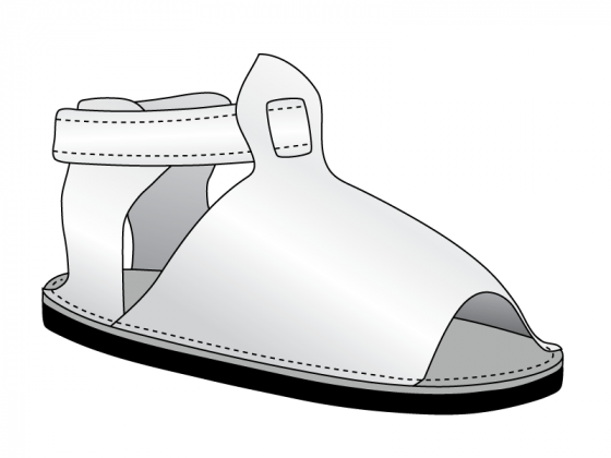 Clearance Child Sandal