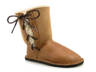 Child North Star Boot Brown