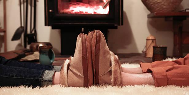 fireside-sheepskin-slippers