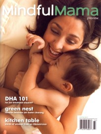 Soft Star in Mindful Mama Magazine