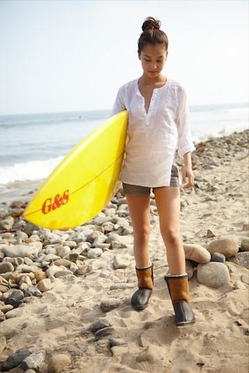 surfer boots