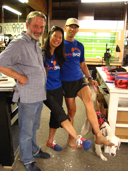 Soft Star Workshop Tour with RunBare Founders Michael Sandler and Jessica Lee!