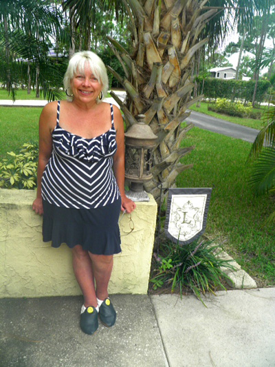 Featured Soft Star Shoes Customer Nancy
