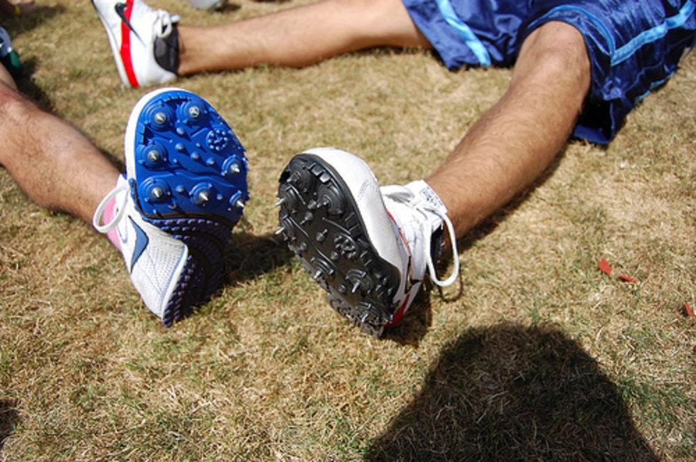 Warrior Dash Shoe Choices