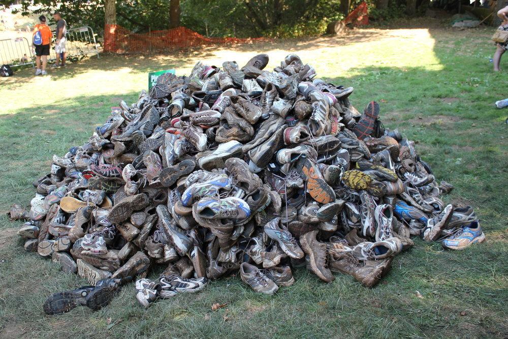 Warrior Dash Shoes