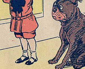 Buster Brown Mary Jane Shoe