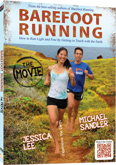 Barefoot Running DVD Cover