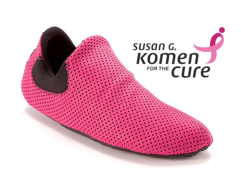 Pink Moc3 Womens Minimalist  Running Shoe