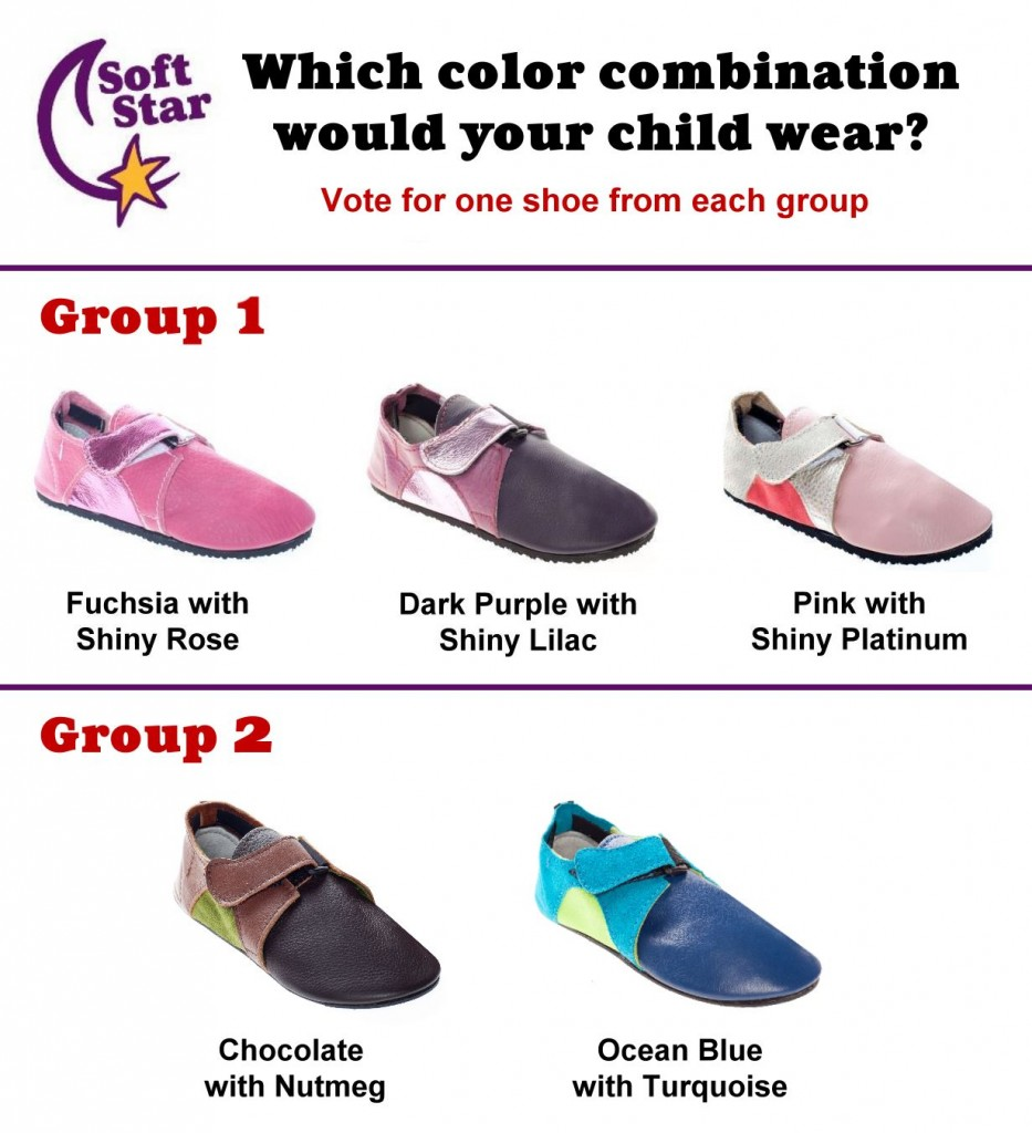 Sneak Peek of the New Youth Dash - Vote for Your Favorite Color!