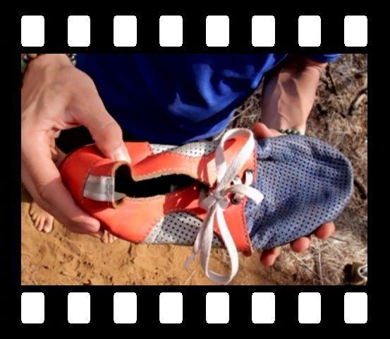 Barefoot Running The Movie
