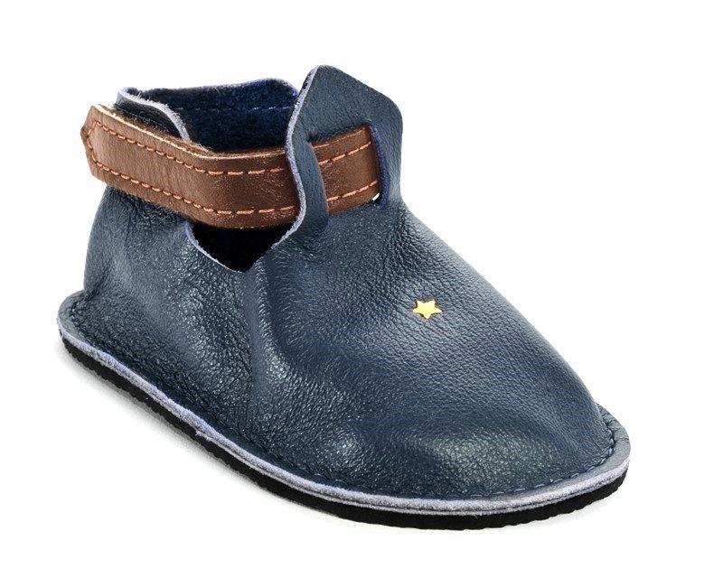 Classic Shoe - Navy