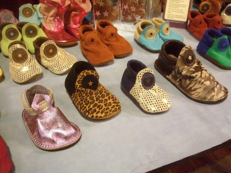 New Shoe Colors