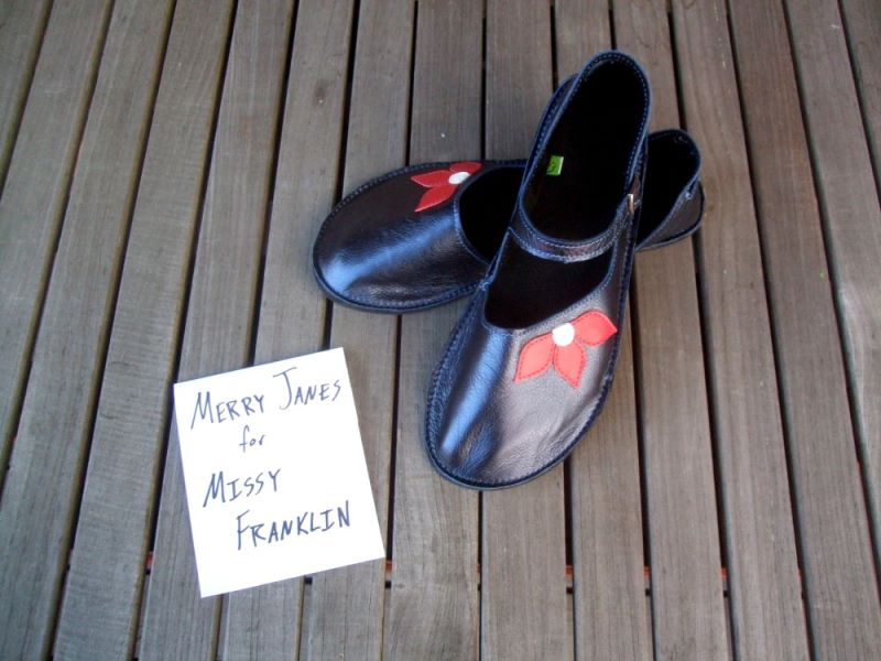 Missy Franklin Shoes