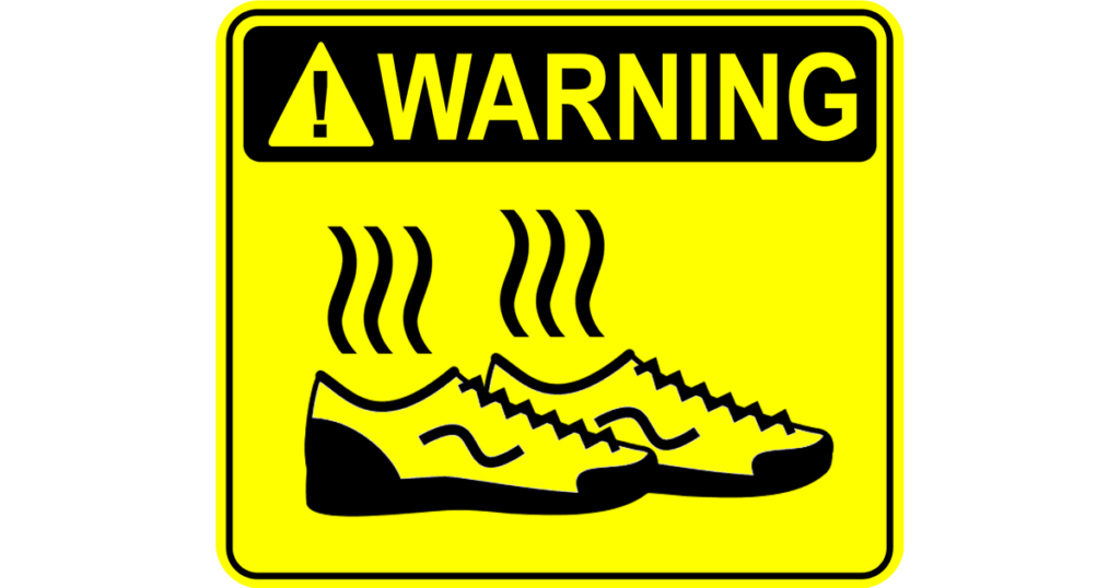 Why Do Shoes Smell, and What Can You Do About It?