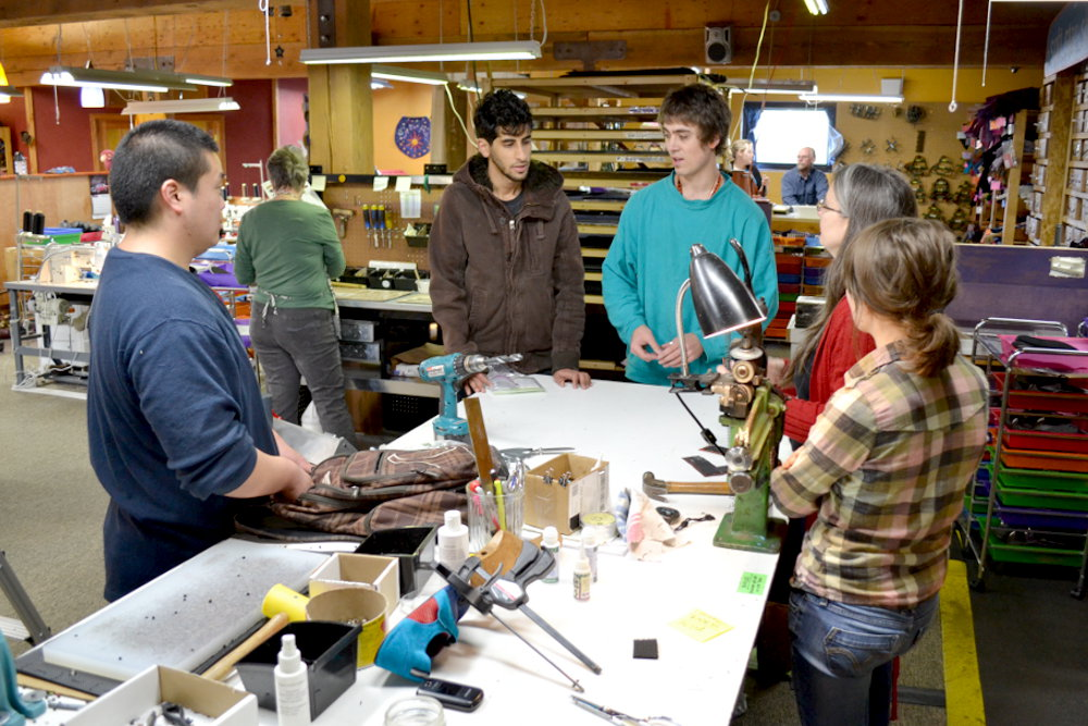 Reinventing the Hammer: OSU Students Bring Their Skills to Soft Star