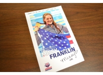 An Olympic Thank You! Help Missy Franklin Swim for MS