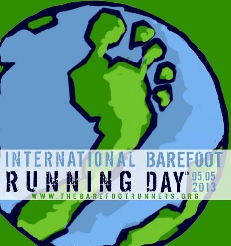 International Barefoot Running Day 2013