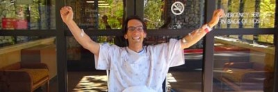 Barefoot Guru Michael Sandler Finds Meaning in Tragedy... Again