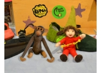 Monkeys and Elves Unite! Soft Star Teams Up with Luna Sandals