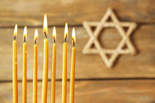 Happy Hanukkah from the Elves