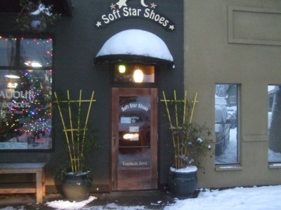 Winter at the Soft Star Workshop