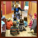 Oregon Preschoolers See Elves at Work