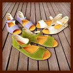 New Adult Solstice Sandal - First Sneak Peek!