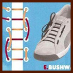 Infographic: 14 New Ways to Tie Your Shoes