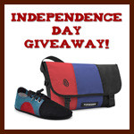 Independence Day GIVEAWAY: Win a Free Pair of Soft Star Shoes PLUS a Free Bag From Timbuk2!