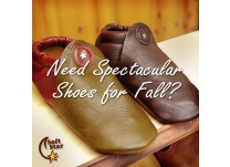 Need Spectacular Shoes for Fall? Introducing Autumn Moccasins!