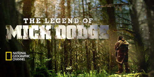 """""""Boss of the Moss"""" Mick Dodge Wears Soft Star Shoes on National Geographic Series"""
