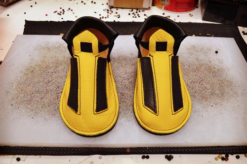 More Than Meets the Eye! Tim's Handmade Transformer Shoes