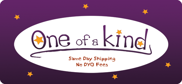 Introducing One of a Kind Shoes - Same Day Shipping with No Design-Your-Own Fees