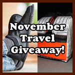 Travel GIVEAWAY: Win a Free Pair of Rogue Shoes + a Travel Bag from RAGGEDedge Gear!