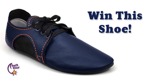 Guess the Name of Our New Blue Leather Color to Win a FREE Dash RunAmoc!