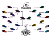 Super Bowl Showdown Sweepstakes: Win a FREE Pair of Moccasins in Your NFL Team Colors!