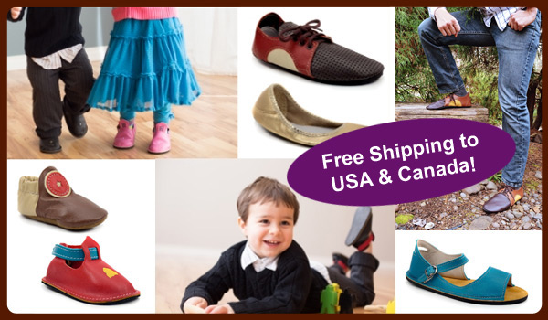 Introducing our New Shoe Collection + Free Shipping!