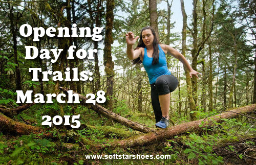 Time to Stop Hibernating - Opening Day for Trails is March 28!