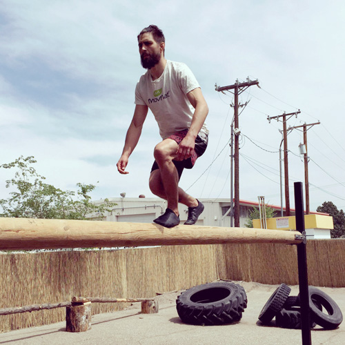 UFC Champion Carlos Condit Works Out in Soft Star Shoes!