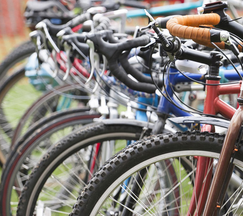 Everyday is Bike-to-Work Day at Softstar Shoes