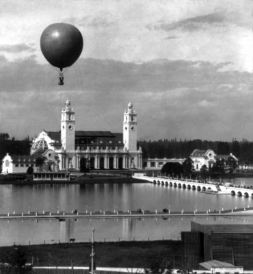 The 1905 Lewis and Clark Exposition in Portland, OR