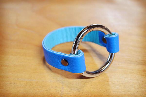 Soft Star Playday - Handmade Leather Bracelet