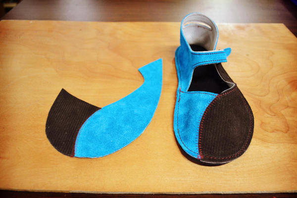 Soft Star Playday - Merry Jane Shoe Pattern