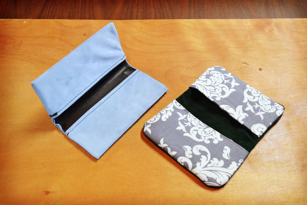 Soft Star Playday - Handmade Leather Checkbook Covers
