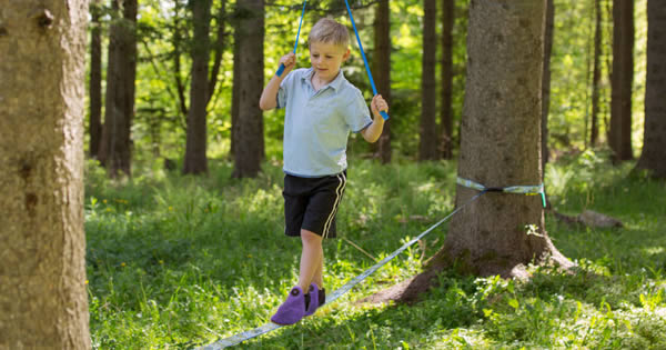 Top 10 Balance Games for Kids... of All Ages!