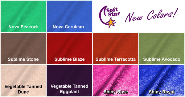 Need to Spice Up Your Shoes? Introducing a Rainbow of New Colors!