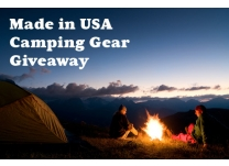 Great Outdoors GIVEAWAY! Enter to Win a Camping Prize Package