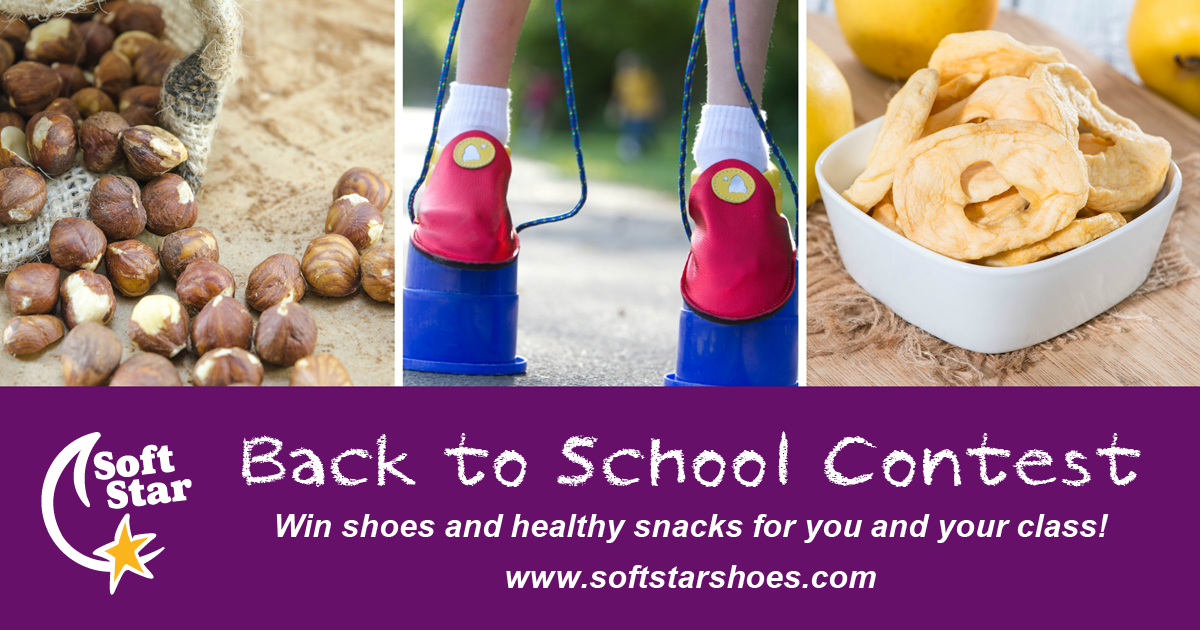 WIN a Back-to-School Prize Pack for You and Your Class!
