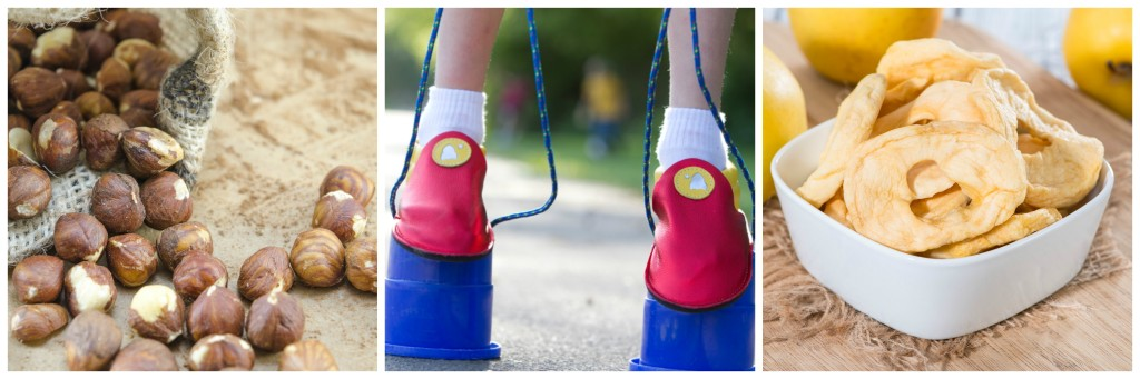 Win healthy snacks and shoes for back-to-school